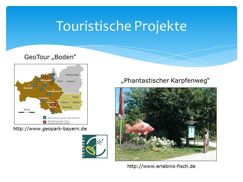 Touristische Projekte