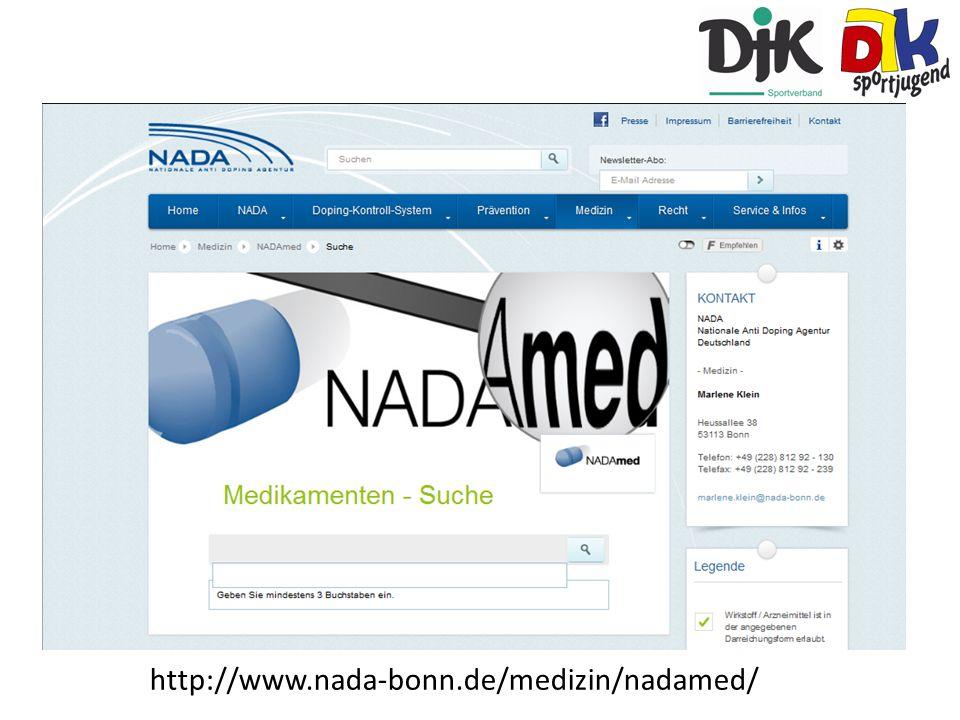 http://www.nada-bonn.de/medizin/nadamed/