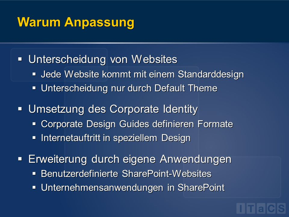 SharePoint Conference Website