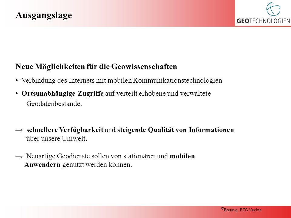 Erfassung Verwaltungmehrdimensionaler Geodaten (insbes.