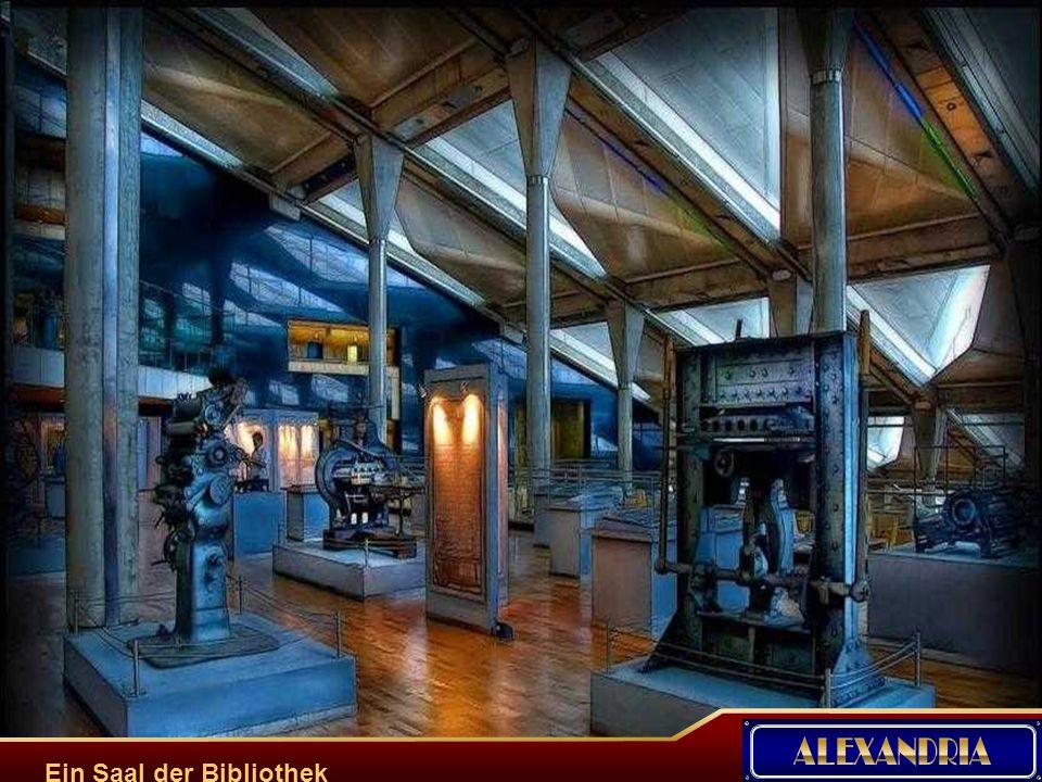 Bilbliothek von Alexandria