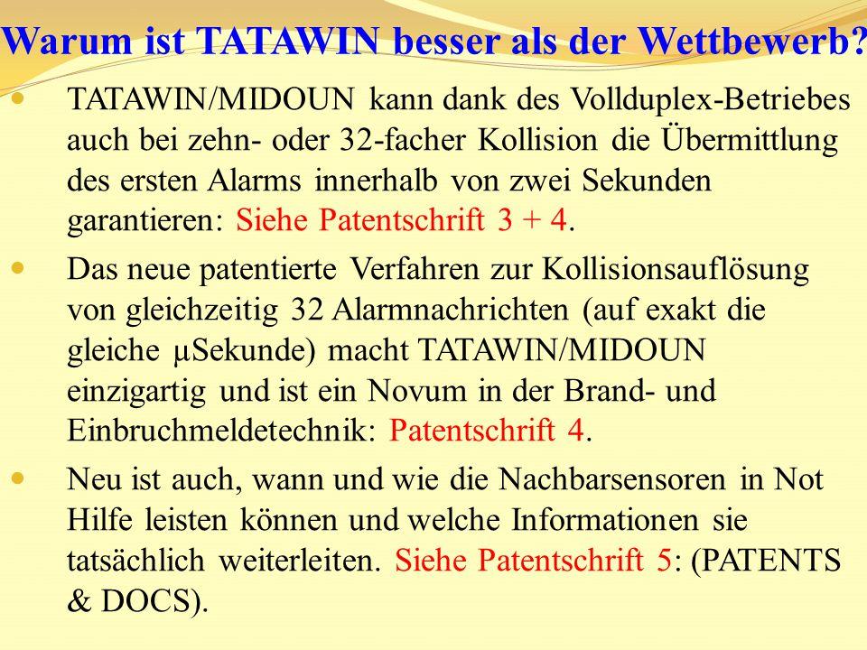 TATAWIN/MIDOUN hat einen 12,5 bzw.