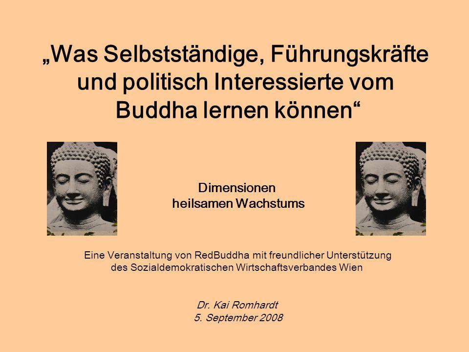 © Dr. Kai Romhardt www.romhardt.com www.achtsame-wirtschaft.de Meditationen über Geld