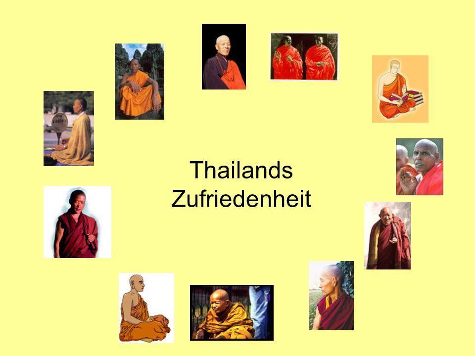 © Dr. Kai Romhardt www.romhardt.com www.achtsame-wirtschaft.de Thailands Zufriedenheit