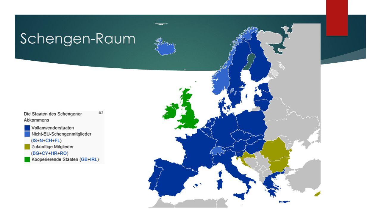 Schengen-Raum