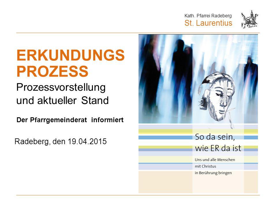 Radeberg, 20.08.20151 Kath.Pfarrei Radeberg St.