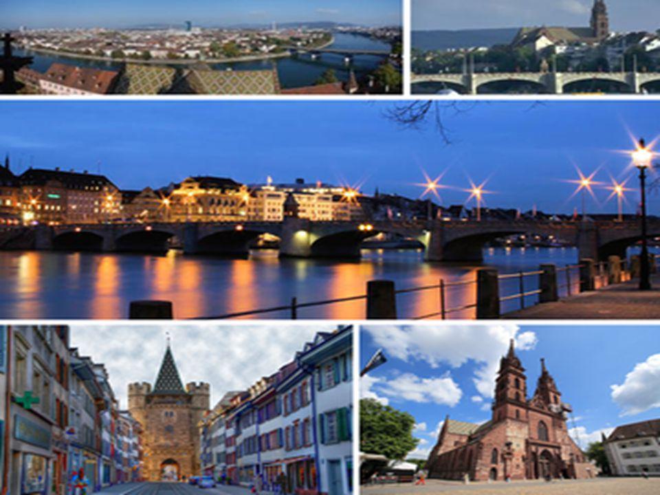 Basel wurde während der Industrialisierung zu einer der bedeutendsten Industriestädte der Schweiz.