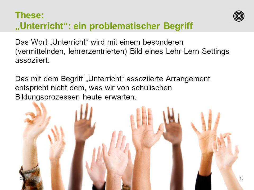 """Prof. Peter Heiniger Leiter Studiengang Sekundarstufe II Das Wort """"Unterricht"""" wird mit einem besonderen (vermittelnden, lehrerzentrierten) Bild eines"""