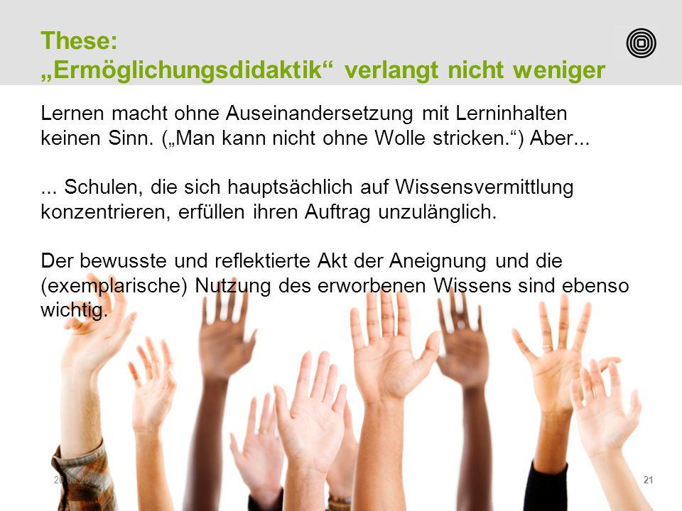 """Prof. Peter Heiniger Leiter Studiengang Sekundarstufe II Lernen macht ohne Auseinandersetzung mit Lerninhalten keinen Sinn. (""""Man kann nicht ohne Woll"""