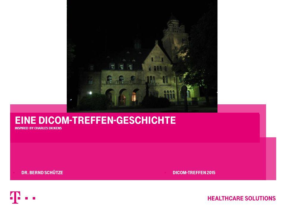Datenschutz: gestern, heute, morgen – Implikationen für Anwender und IT-Systeme  Dicom-Treffen 2015  Dr.