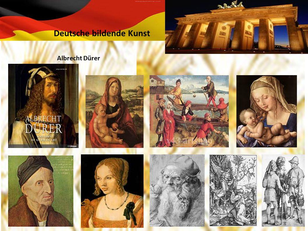 Deutsche bildende Kunst Albrecht Dürer