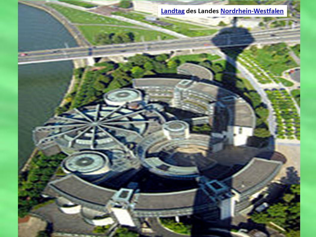 LandtagLandtag des Landes Nordrhein-WestfalenNordrhein-Westfalen