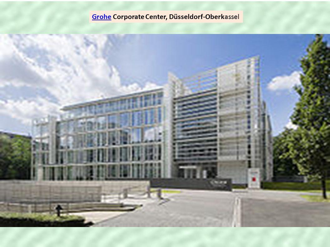 GroheGrohe Corporate Center, Düsseldorf-Oberkassel