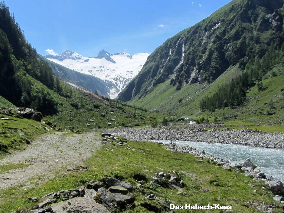 """Der Gasthof """"Alpenrose"""" liegt auf 1380 m Seehöhe, unmittelbar neben dem einzigen Smaragdvorkommen Europas."""