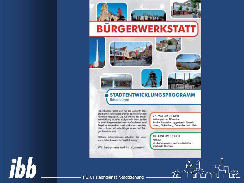 FD 61 Fachdienst Stadtplanung