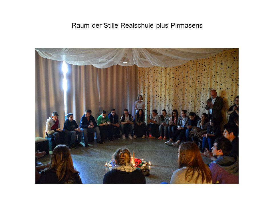 Raum der Stille Realschule plus Pirmasens