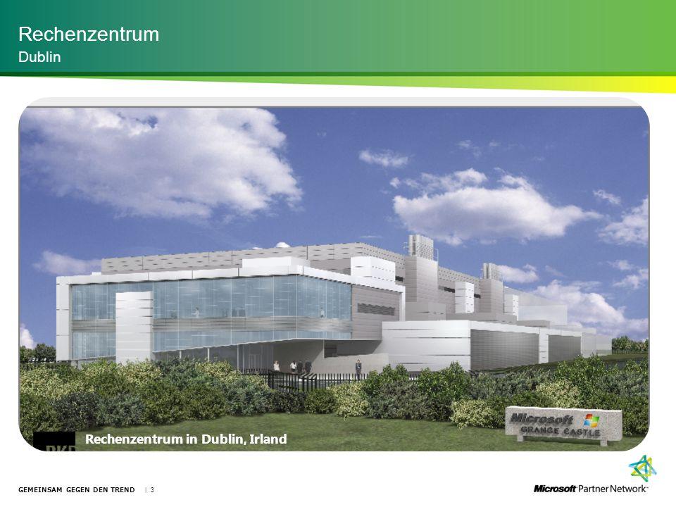 Rechenzentrum Dublin GEMEINSAM GEGEN DEN TREND | 3 Rechenzentrum in Dublin, Irland