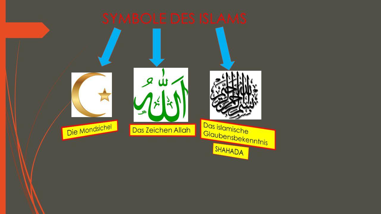 SYMBOLE DES ISLAMS