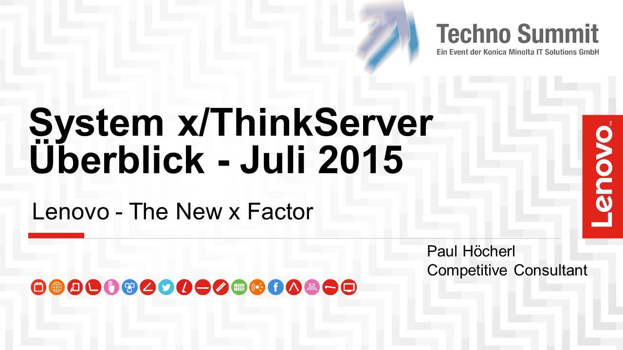 42 Wachsen im Server – ….nicht mehr Server mit jeder neuen Generation von Servern Vertikales Wachstum Traditionell… Mehr Server.