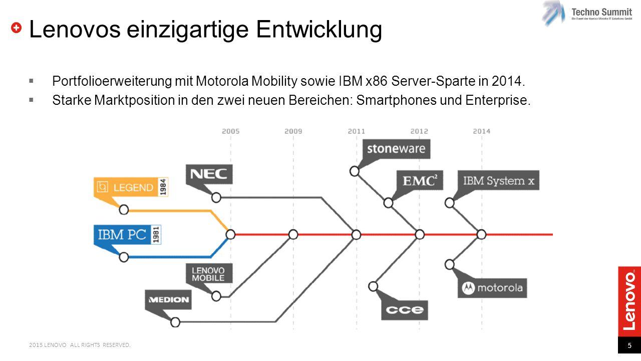 16 Lenovo RackSwitch G8272 MerkmaleVorteile Optimiert für Performance 1U Switch mit 48 x SFP+ 10GbE Ports plus 6 x QSFP+ 40GbE Ports Unterstützt bis zu 72 x 10Gb Verbindungen mit break-out cables 1.44 Tbps non-blocking Durchsatz mit sehr geringer Latenz (~ 600 ns) VM Centric Netzwerk & SDN fähiger Switch Unterstützt Netzwerkvirtualisierung durch Overlays als ein Hardware-Gateway (VXLAN)* OpenFlow fähig für einfach zu erstellenden benutzerdefinierte virtuelle Netzwerke Unified Fabric Port (UFP) helfen die Verfügbarkeit und Leistung zu steigern durch Nutzen von virtuelle NIC's Vereinfachte Installation, Verwaltung und Wartung Vereinfachte Layer 2 / 3 Mode Konfiguration mit Industriestandard (Cisco®-like) ISCLI USB Port für Konfiguration und Code Änderungen 3 Jahre Lenovo Service und Unterstützung mit NBD Garantie Merkmale für das RZ vorne nach hinten oder hinten nach vorne Lüftung, redundante, im Betrieb tauschbare Lüfter und Netzteile Unterstützt Data Center Bridging / Converged Enhanced Ethernet (DCB/CEE) PTP bietet Propagation on time stamps das ist wichtig für HPC/Finanz Anwendungen 48 SFP/SFP+ Ports 1 / 10 GbE 1U1U 6 QSFP+ Ports 10 / 40 GbE Im Betrieb tauschbare, redundante Lüfter - 4 standard 2 in Betrieb tauschbare, redundante Netzteile standard RFAApril 7, 2015 SS April 16, 2015 Verfügbarkeits- datum WW April 30, 2015