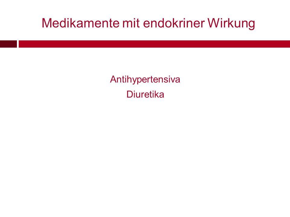 Antihypertensiva Diuretika