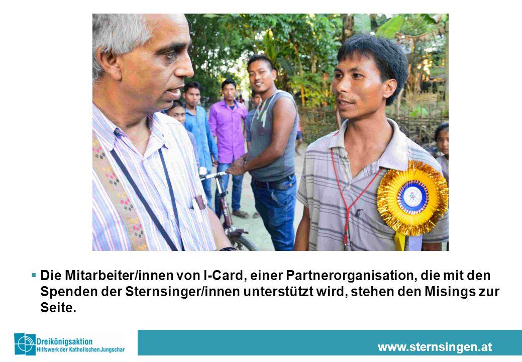 www.sternsingen.at  Jugendliche, die ihre Schulbildung nicht abgeschlossen haben, können wieder in die Schule gehen.
