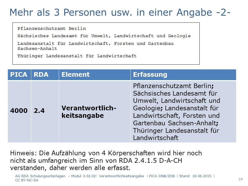 PICARDAElementErfassung 40002.4 Verantwortlich- keitsangabe Pflanzenschutzamt Berlin; Sächsisches Landesamt für Umwelt, Landwirtschaft und Geologie; L