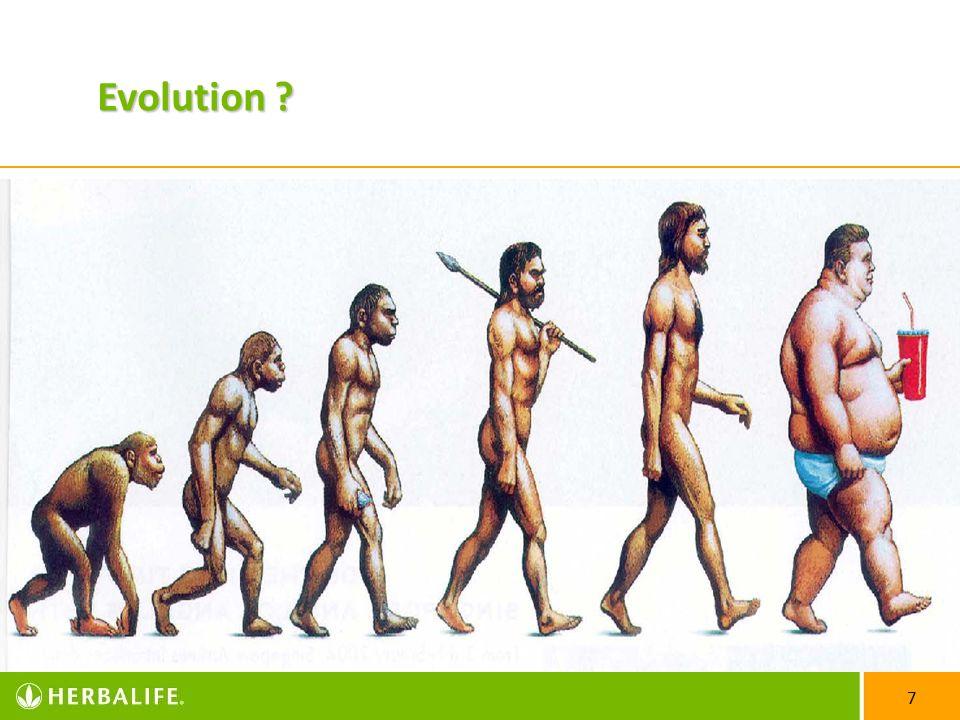 7 Evolution ?
