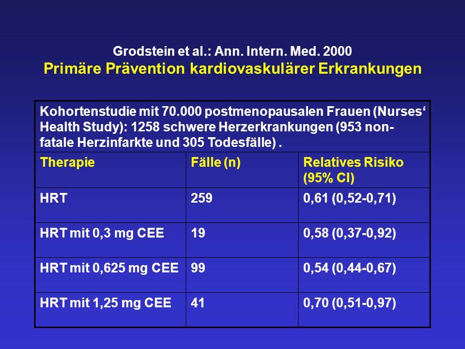Grodstein et al.: Ann.Intern. Med.