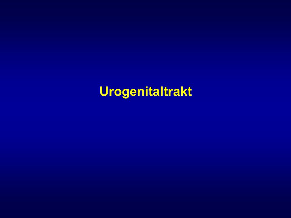 Hormonsubstitution HRT bessert atrophische Erscheinungen des Urogenitaltrakts.