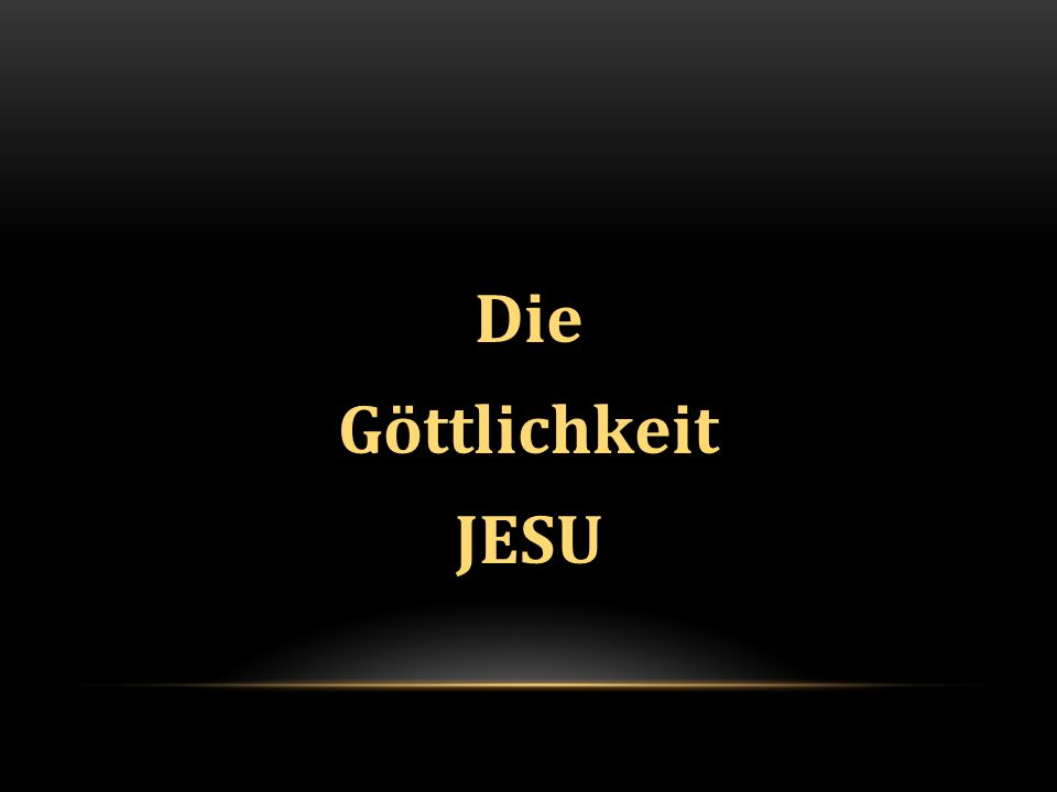 """Die Göttlichkeit Jesu: 1898 """"Am Anfang offenbarte Sich Gott in einem jeden Schöpfungswerk."""