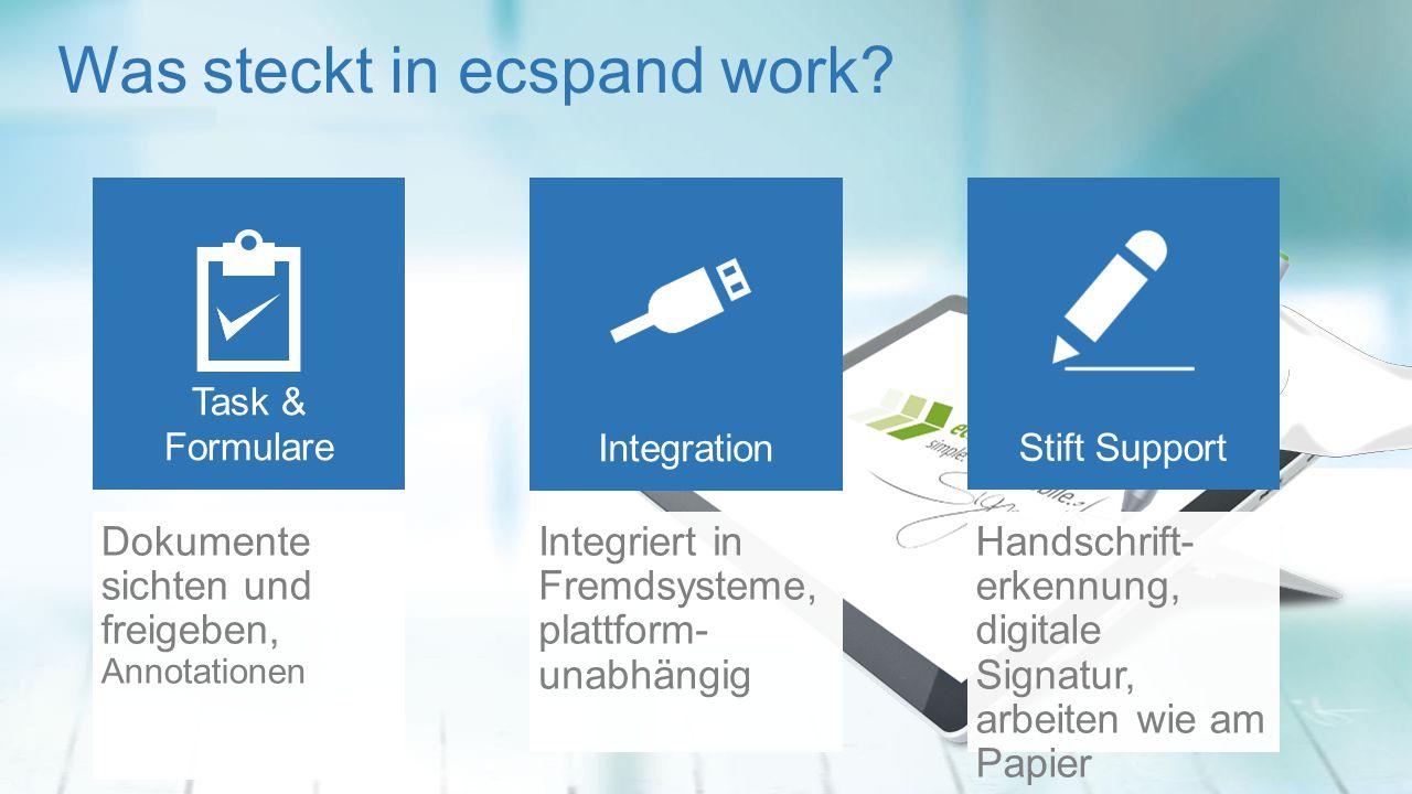 Screenshot (Start Screen) Important Tasks Task Overview