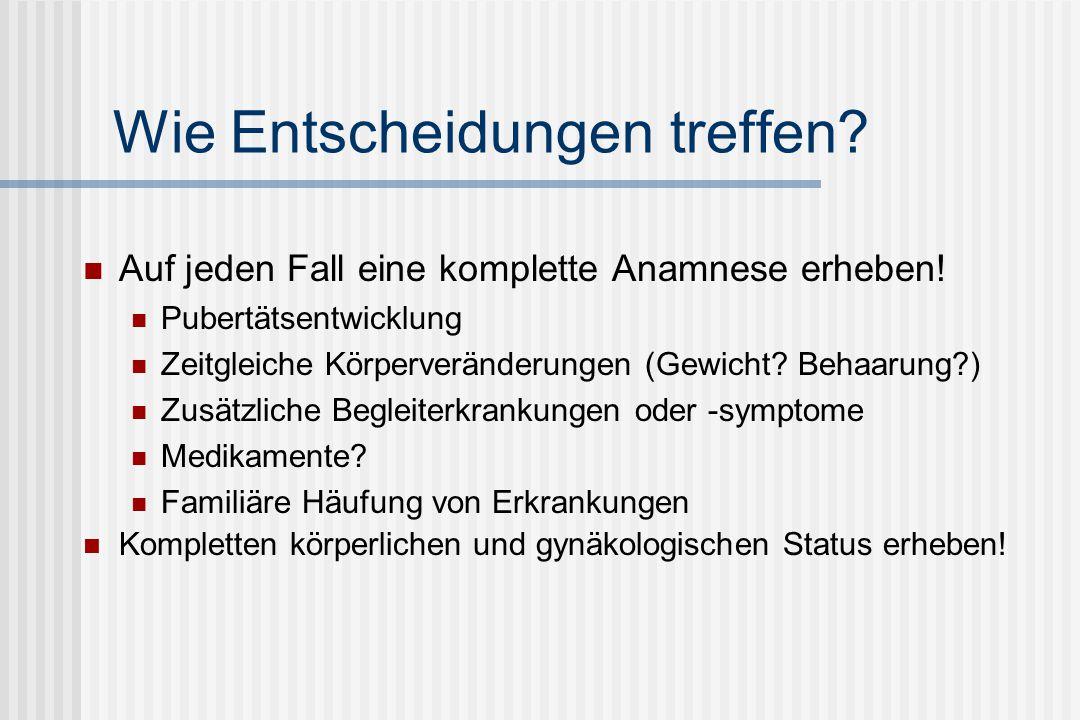 Klinische Abschlussfrage.Eine sehr gesundheitsbewusste 60-Jährige - keine HRT.