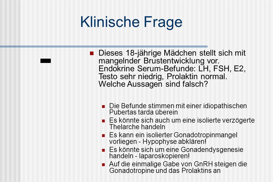 Differentialdiagnose: Brustveränderungen Anamnese.