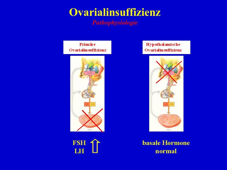 Ovarialinsuffizienz Pathophysiologie