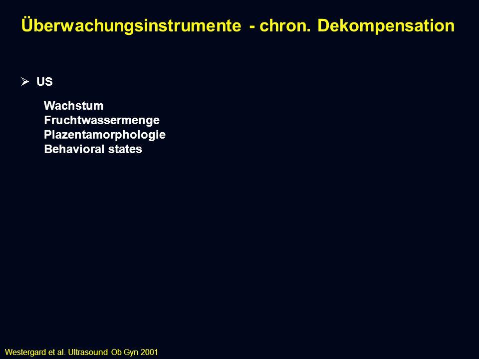 Überwachungsinstrumente - chron.