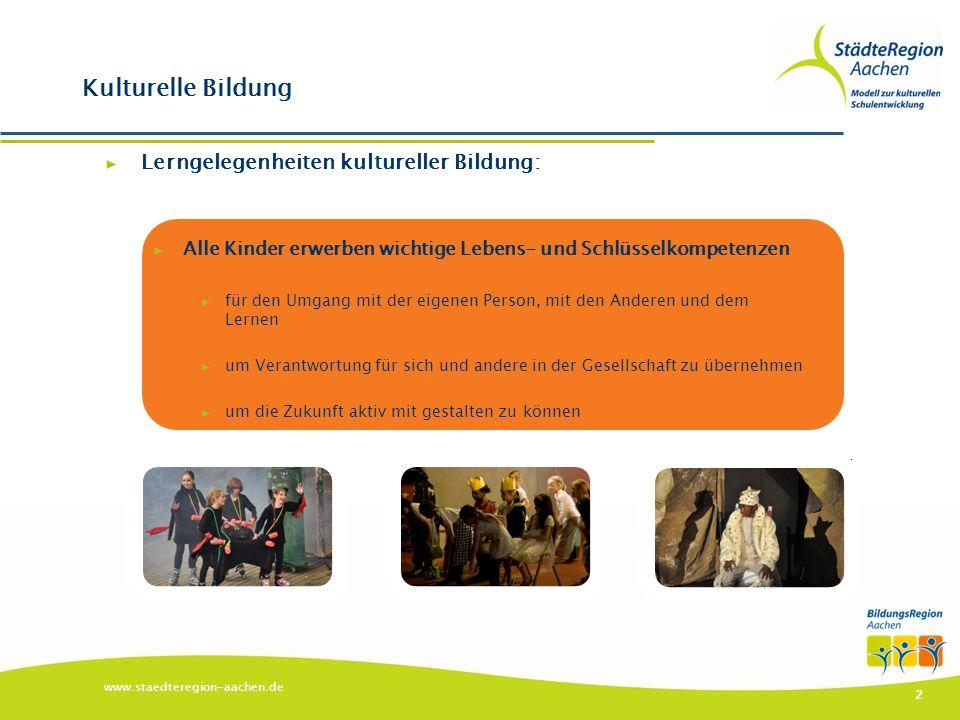 Schulentwicklungsbegleiter Kontakte zu: Theater Musik Tanz Kunst Vernetzung mit: Bildungszugabe Kulturbus Bildungspartner NRW …..
