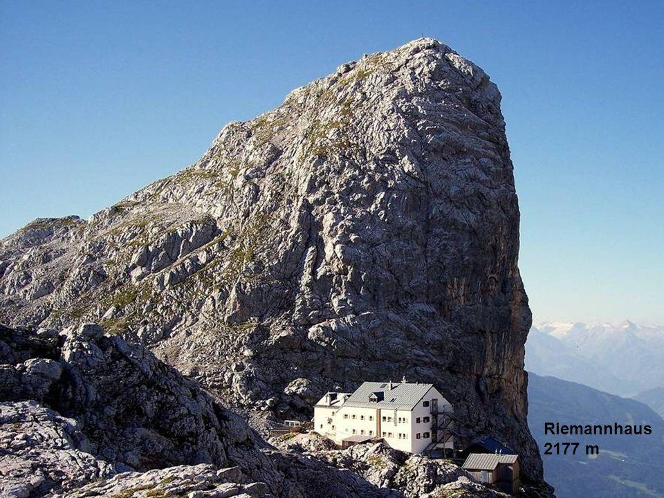 Hochkönig 2941 m Breithorn 2504 m Schönfeldspitze 2653 m