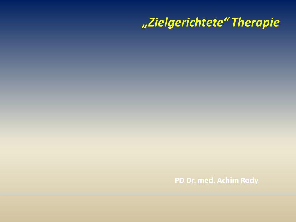 """""""Zielgerichtete Therapie PD Dr. med. Achim Rody"""