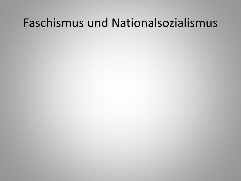 """Totalitarismus Idealisierte """"Schützengraben-Gemeinschaft ist Mikrokosmos der nationalen Gemeinschaft bzw."""