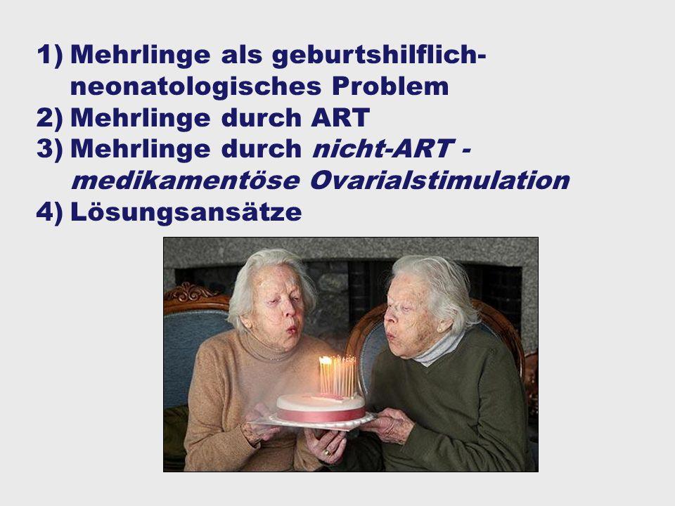 Christoph Brezinka Reproduktionsmedizin und Mehrlingsschwangerschaften Lösungsansätze zur Verringerung Hormonell Aktuell, 26 Oktober 2011 Christoph Br