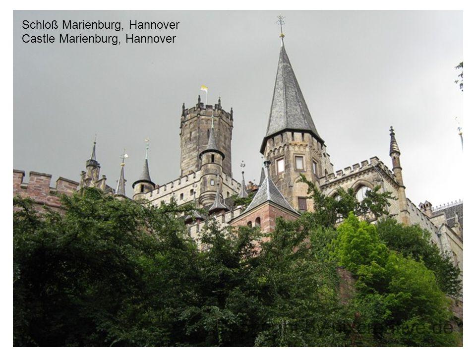 Schloß Marienburg, Hannover Castle Marienburg, Hannover