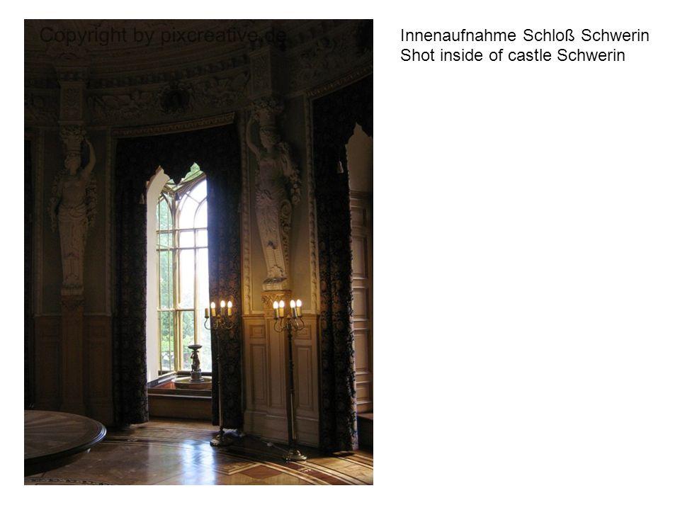 Innenaufnahme Schloß Schwerin Shot inside of castle Schwerin