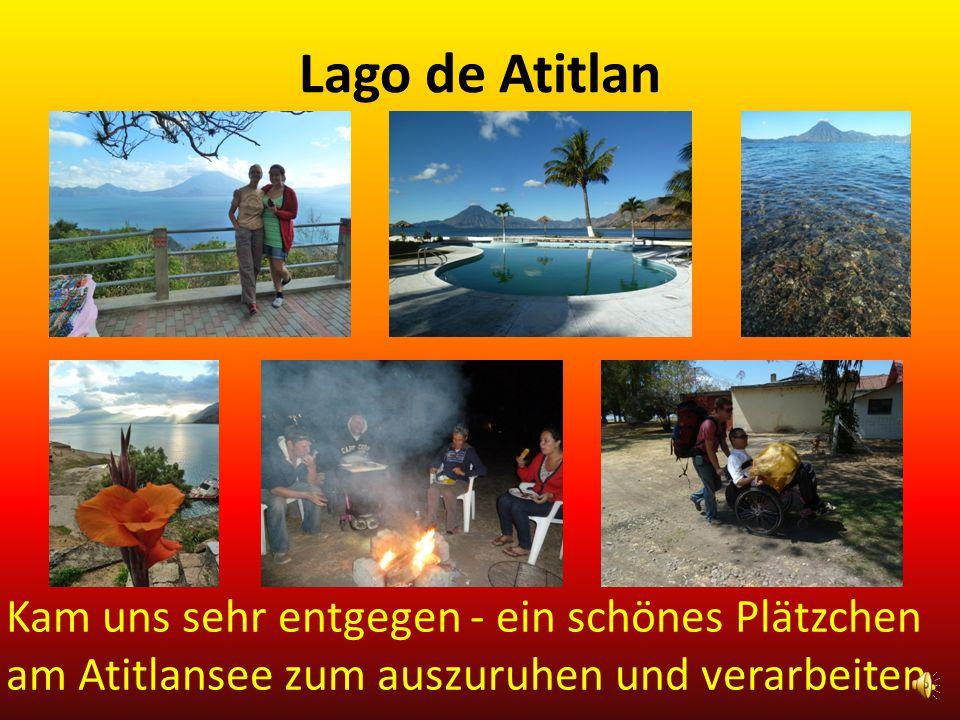 Antigua Das sehenswürdige Weltkulturerbestädchen, wurde durch ihren Kaffehandel weltberühmt.