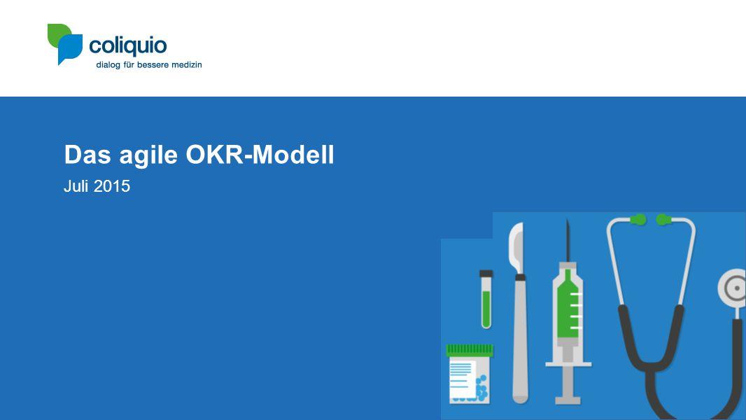 Das agile OKR-Modell Was sind die Vorteile von OKR.