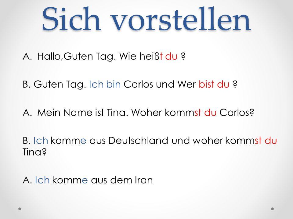 Modalverb: möchten Ich möchte etwas essen Sylvie möchte einen Deutschkurs besuchen Ich möchte gerne noch mehr Deutsch lernen