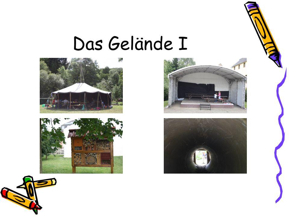 Das Gelände I
