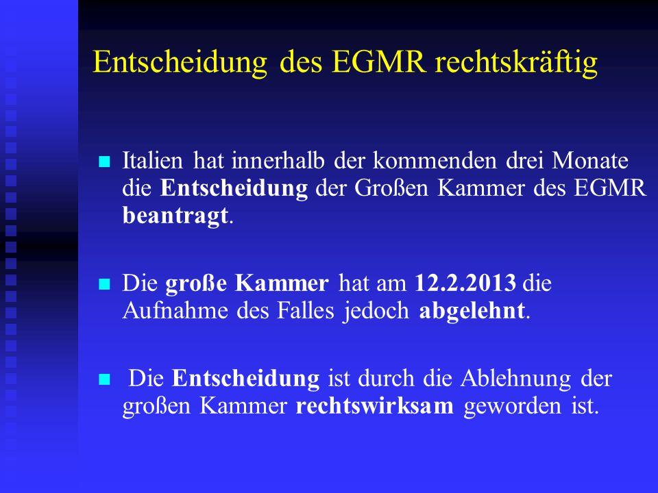 Gesetzesänderung - Österreich Nationalratsbeschluss 21.1.2015 Eckpunkte:   Zulassung der Samenspende für alle Methoden der medizinisch unterstützten Fortpflanzung   Zulassung der Eizellspende   Zulassung der Präimplantationsdiagnostik (unter bestimmten Voraussetzungen)   IVF und Samenspende auch für gleichgeschlechtlicher Partnerschaft von 2 Frauen
