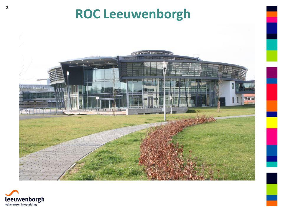 2 ROC Leeuwenborgh
