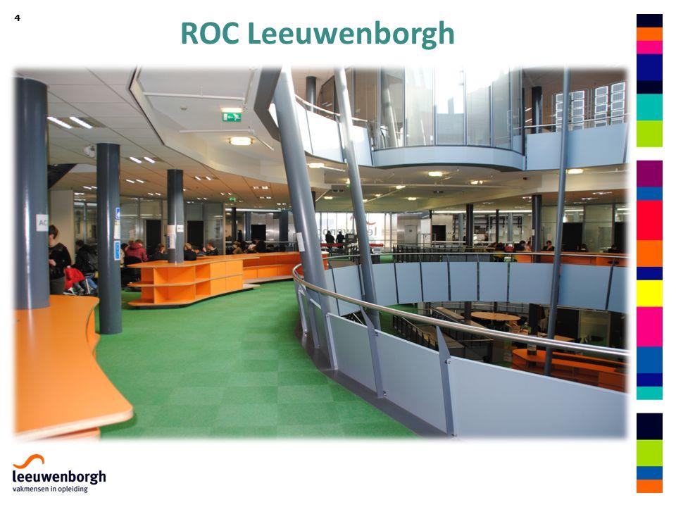 4 ROC Leeuwenborgh
